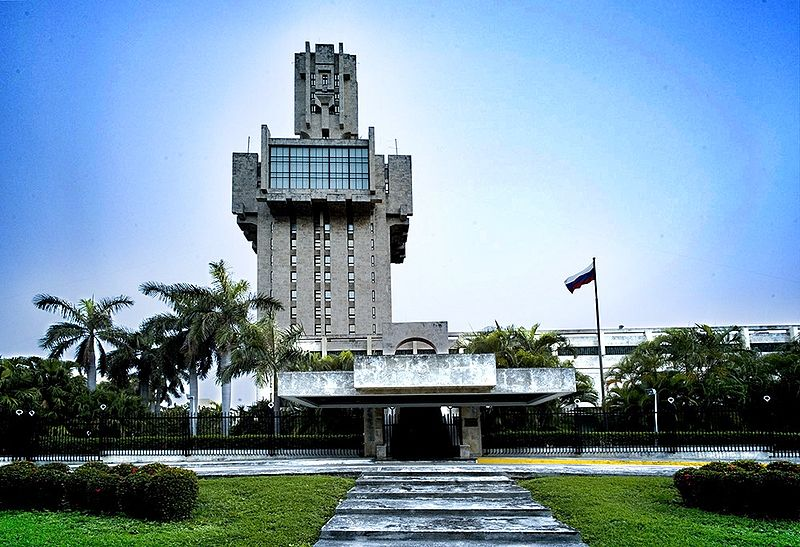 800px-Embassy_of_Russia_in_Havana_-_Nick_De_Marco