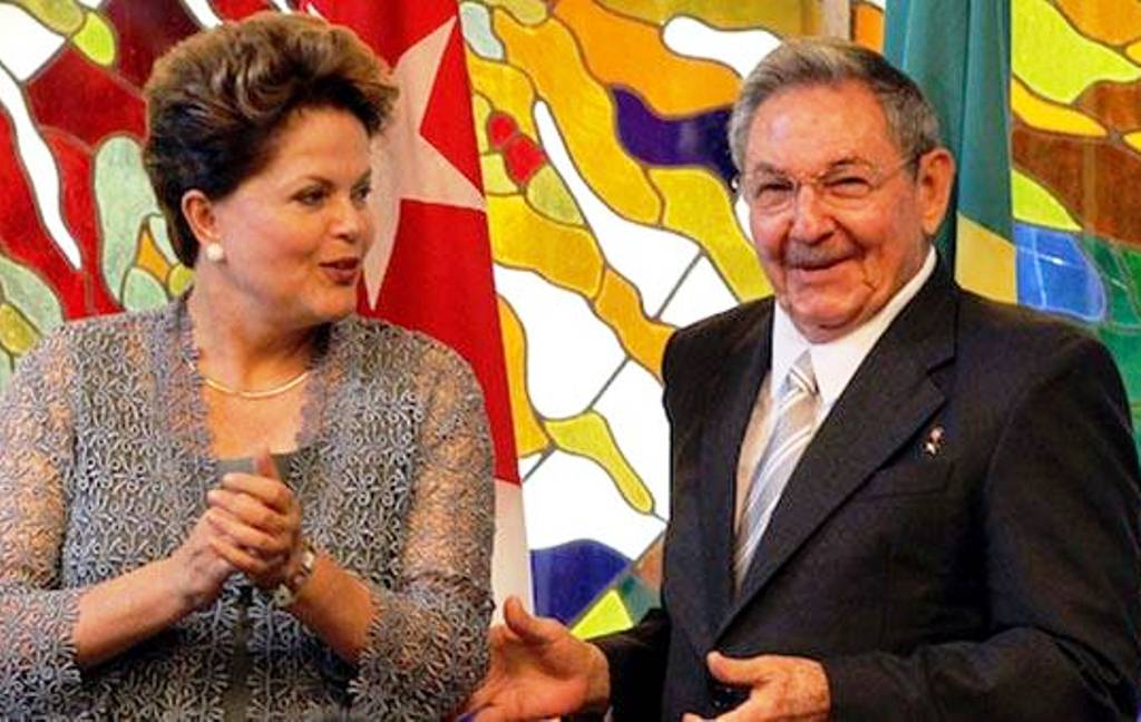 Raul and Dilma