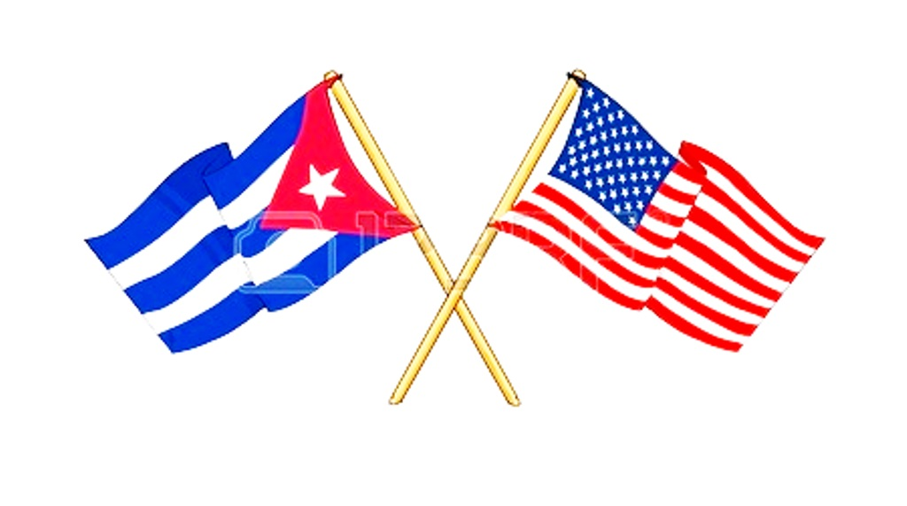 12166748-cartoon-like-drawings-of-flags-showing-friendship-between-cuba-and-usa