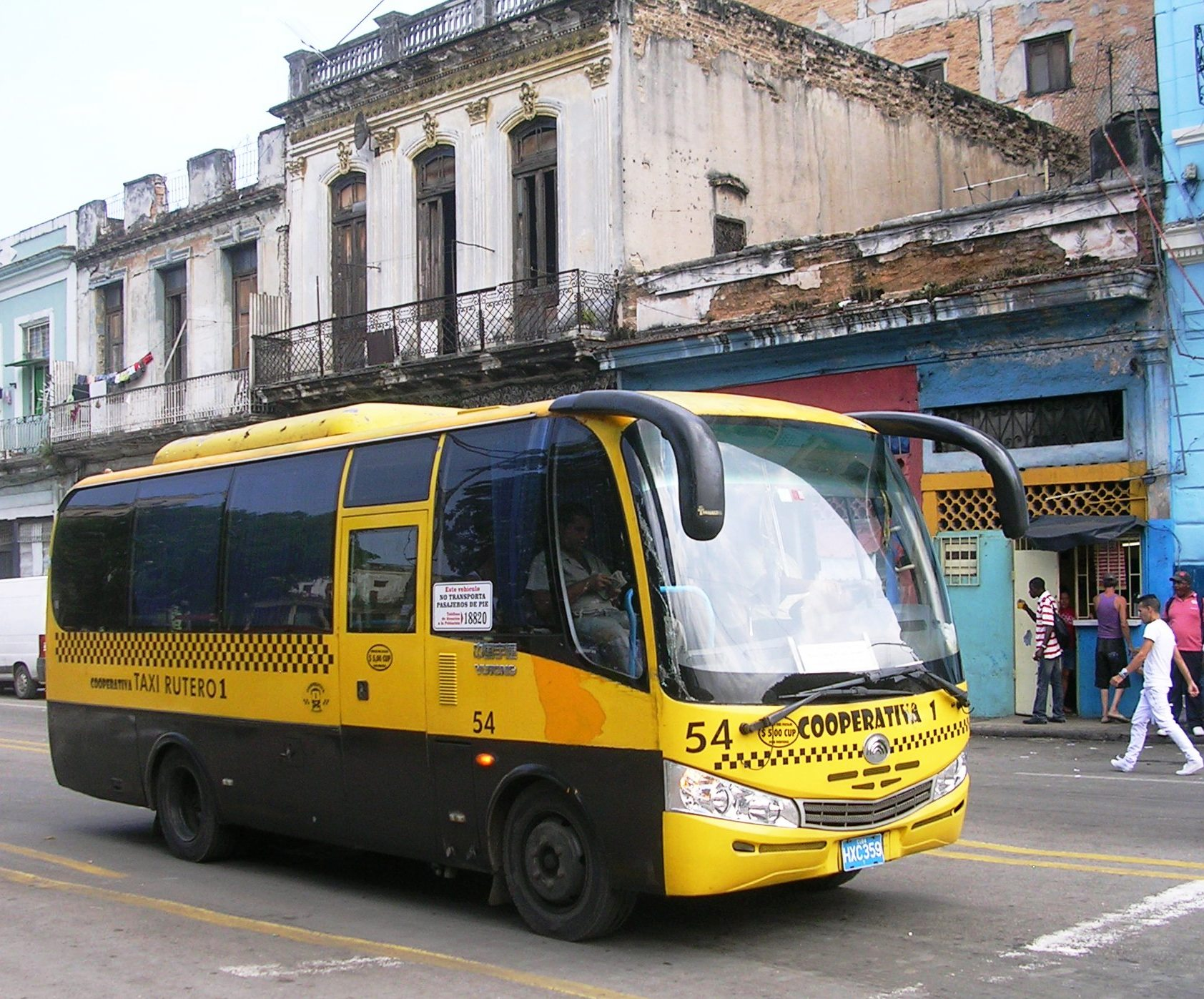 New Cooperative Bus