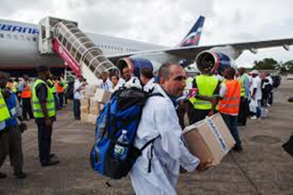 cuba ebola B