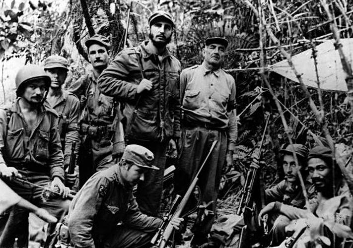 Fidel, 1956