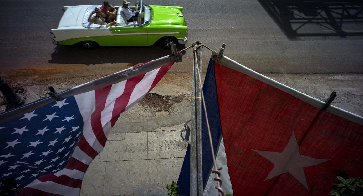 APTOPIX Cuba US Relations