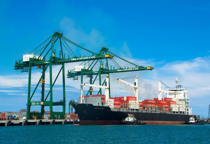 Mariel Port, Cuba