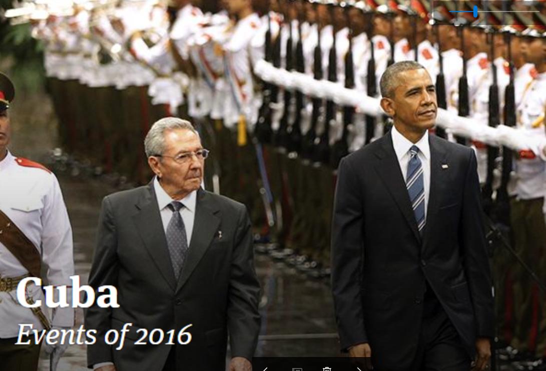 Freedom of MovementThe Cuban Economy – La Economía Cubana